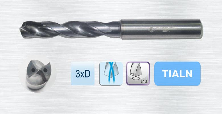 Drill-(Carbide)-3-x-D